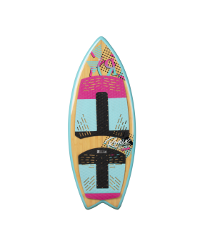 Pack Palonier y cuerda Wakeboard Ronix Combo 3.0 - Hide Grip w/70FT 4-Sect. Hyb. Solin Rope 2017