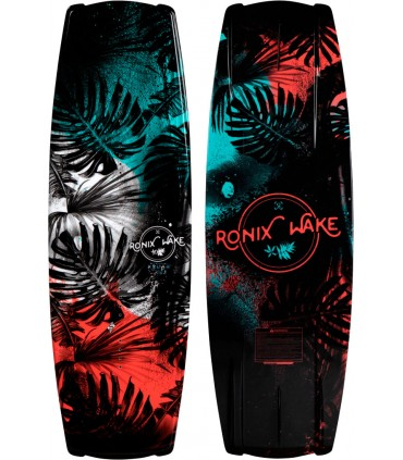 Botas Wakeboard Ronix One Boot - Flash Man Mint / Black - Intuition 2018
