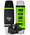 2020 Ronix District + Divide Wakeboard Boat Package