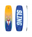 Slingshot Super Grom 2021 Tabla Wakeboard niños