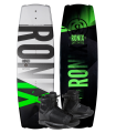Pack Wakeboard Barco Ronix Vault + Divide 2021