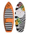 "2019 Ronix Marsh ""Mellow"" Thrasher - Orange Pineapple Express Wakesurf"