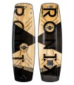 2019 Ronix Darkside Intelligent 2 Core - Natural Wood / Black Wakeboard