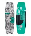 2019 Ronix Julia Rick - Flexbox 2 - Black / White / Mint Wakeboard