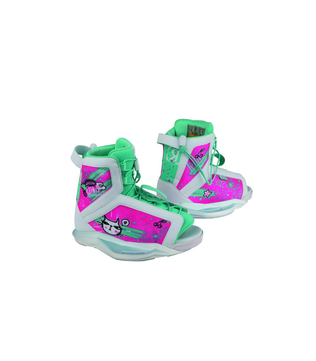 2019 Ronix August Girl's Boot